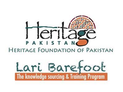 Heritage Foundation Lari Barefoot